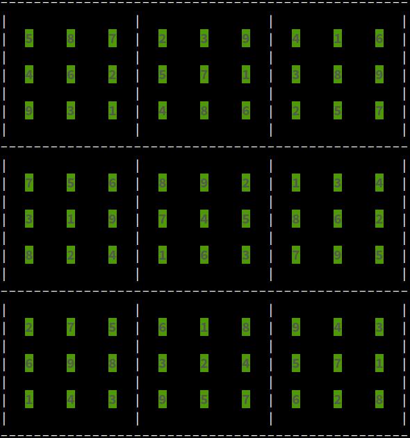 Resolved Donaukurier Sudoku July 14th 2021